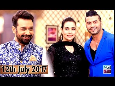 Salam Zindagi With Faysal Qureshi – 12th July 2017