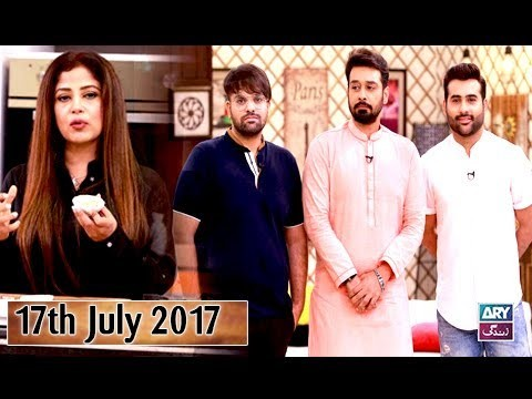 Salam Zindagi With Faysal Qureshi – 17th July 2017