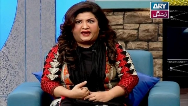 The Hina Dilpazeer Show Guest  – Rahim Shah & Sanam Marvi – 9th July 2017