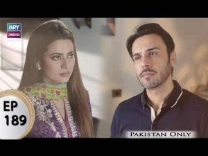 Haal-e-Dil – Episode 189 – 7th August 2017