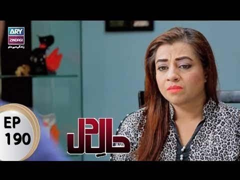 Haal-e-Dil – Episode 190 – 8th August 2017