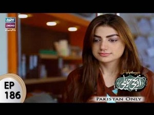 Mere Baba ki Ounchi Haveli – Episode 186 – 1st August 2017