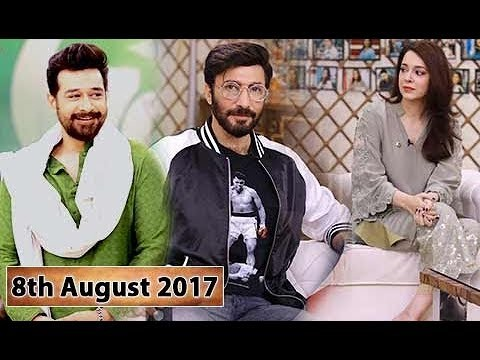 Salam Zindagi With Faysal Qureshi – 8th August 2017