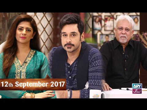 Salam Zindagi With Faysal Qureshi – 12th September 2017