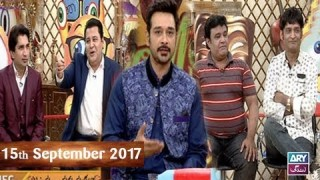 Salam Zindagi With Faysal Qureshi – 15th September 2017