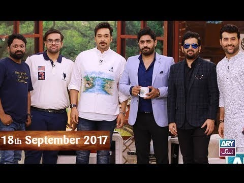 Salam Zindagi With Faysal Qureshi – 18th September 2017
