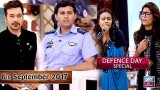 Salam Zindagi With Faysal Qureshi – Defence Day Special – 6th September 2017