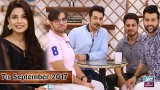 Salam Zindagi With Faysal Qureshi – 7th September 2017