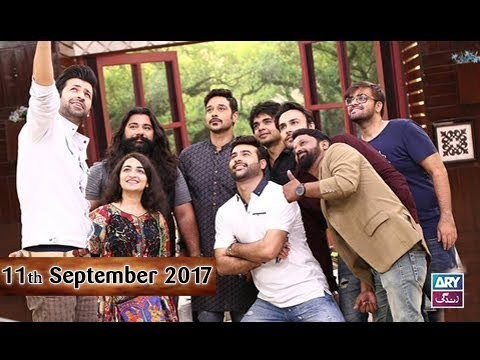 Salam Zindagi With Faysal Qureshi – 11th September 2017