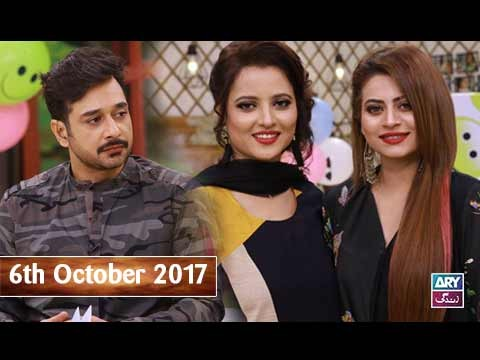 Salam Zindagi With Faysal Qureshi – 6th October 2017