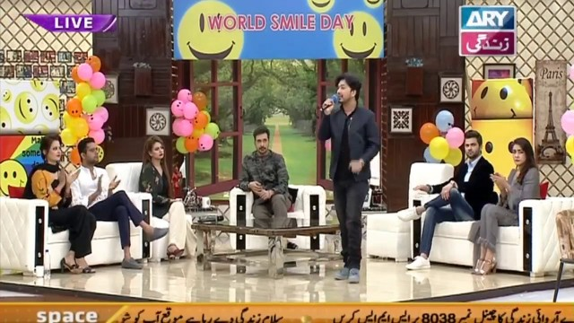 Ali Gul Pir & Zain Ul Abideen First time together Mashup