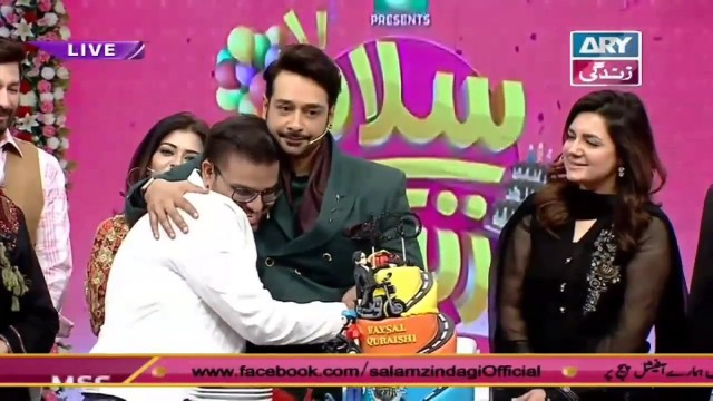 Chocolate Host and Actor Faysal Quraishi Birthday Celebration