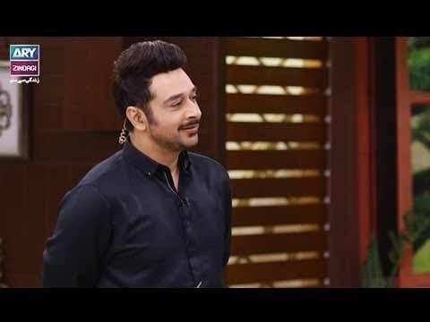 Faysal Qureshi gives an inspirational Message to Parent's