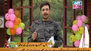 Faysal Qureshi gives an Inspirational Message