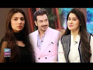 Faysal Qureshi talks about Mahira Khan & Shaista Lodhi
