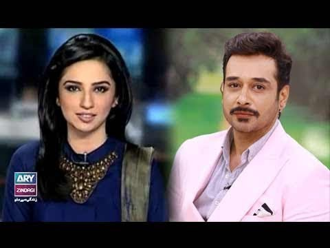 Faysal Qureshi talks about Maria Memon