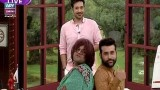 "Faysal Qureshi,Hasan,Mr And Mrs Faiq & Aadi playing ""Mizaj Ashnai"""