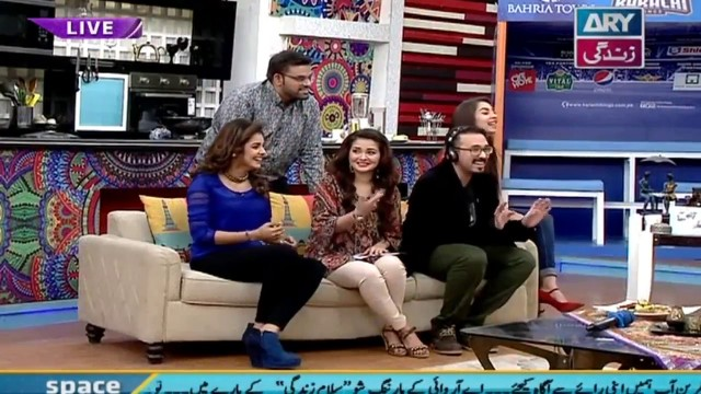 Funniest Moment's of Nasir Khan,Aadi & Faizan