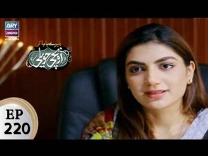 Mere Baba ki Ounchi Haveli – Episode 220 – 2nd October 2017