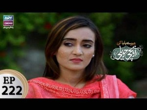 Mere Baba ki Ounchi Haveli – Episode 222 – 4th October 2017
