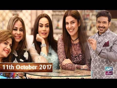 Salam Zindagi With Faysal Qureshi – 11th October 2017