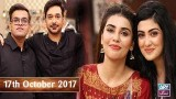Salam Zindagi With Faysal Qureshi – 17th October 2017