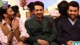 "Aj Hua Pehli Baar Faysal Qureshi Say ""Mou Phat"""