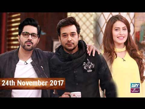 Salam Zindagi With Faysal Qureshi – 24th November 2017
