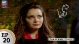 Rasm-e-Duniya – Episode 20 – 8th November 2017