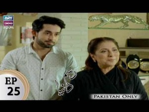 Rasm-e-Duniya – Episode 25 – 16th November 2017