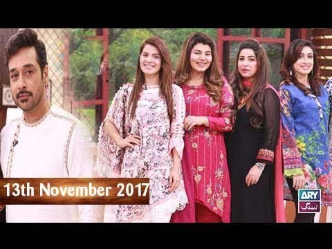 Salam Zindagi With Faysal Qureshi – 8th November 2017