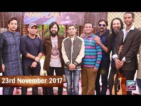 Salam Zindagi With Faysal Qureshi – 23rd November 2017