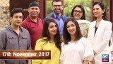 Salam Zindagi With Faysal Qureshi – 17th November 2017