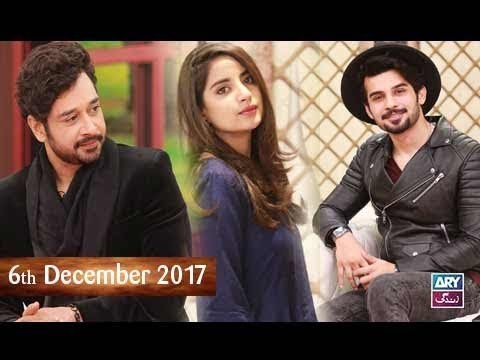 Salam Zindagi With Faysal Qureshi – 6th December 2017