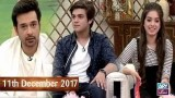 Salam Zindagi With Faysal Qureshi – 11th December 2017