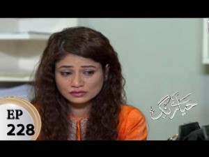 Haya Kay Rang – Episode 228 – 29th January 2018