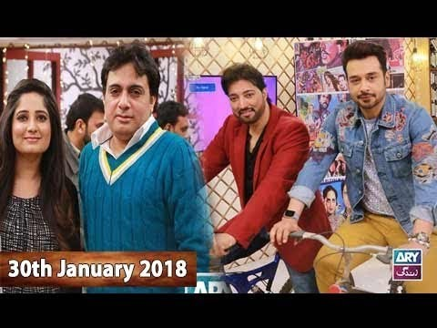 Salam Zindagi With Faysal Qureshi – 30th January 2018