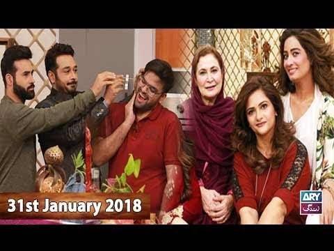 Salam Zindagi With Faysal Qureshi – 31st January 2018
