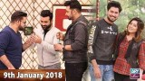 Salam Zindagi With Faysal Qureshi – 9th January 2018