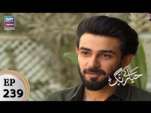 Haya Kay Rang – Episode 239 – 15th February 2018