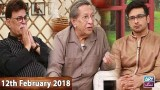 Salam Zindagi With Faysal Qureshi – 12th February 2018