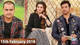 Salam Zindagi With Faysal Qureshi – 15th February 2018