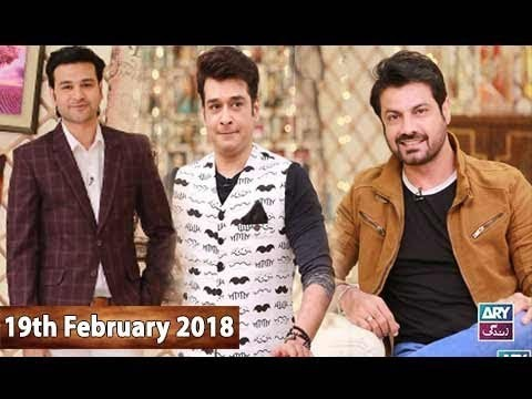Salam Zindagi With Faysal Qureshi – 19th February 2018