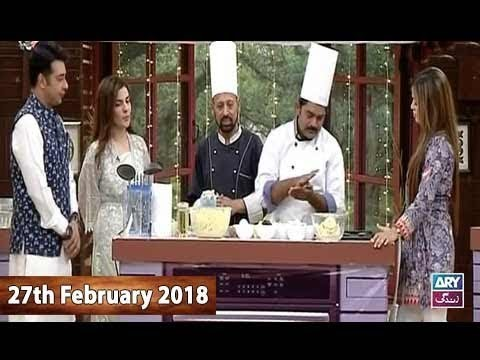 Salam Zindagi With Faysal Qureshi – 27th February 2018