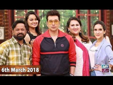 Salam Zindagi With Faysal Qureshi – 6th March 2018