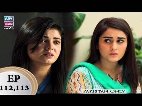 Mein Mehru Hoon – Episode 112 & 113 – 25th April 2018