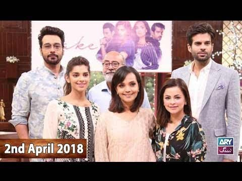 Salam Zindagi With Faysal Qureshi – 2nd April 2018