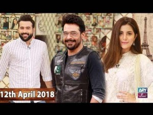 Salam Zindagi With Faysal Qureshi – 12th April 2018