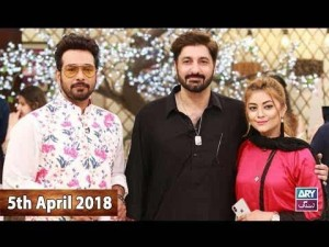 Salam Zindagi With Faysal Qureshi – 5th April 2018