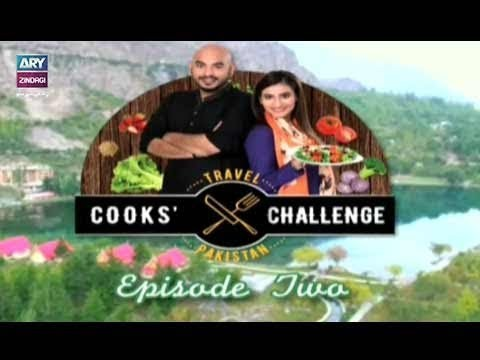 Cook's Challenge – Episode 02 – 19th May 2018
